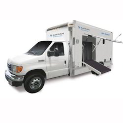 Mobile Vehicle Scanning Systems