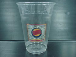 plastic cups pet