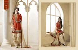 Stylish Designer Patiala Suit