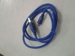 Data Cable In Blue