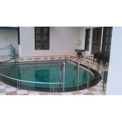 Swimming pool construction service manufacturer from new delhi for Swimming pool construction services