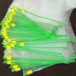 PVC Pouches Zipper