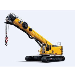 Telescoping Crawler Crane