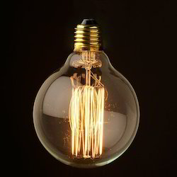 LED Round Filament Lamp