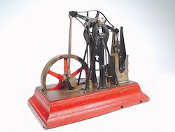 Model of Corlis Valve Steam Engine