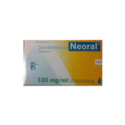 Neoral Injection