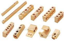 Brass Fuse Contacts Earthing Accessories