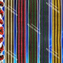 Coloured Fancy Lace