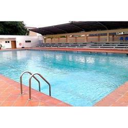 Swimming pool construction in delhi for Swimming pool construction services