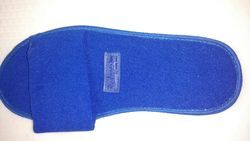 Premium Terry Towel Blue Slipper