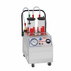 Suction Machine Super High Vacuum S.s.