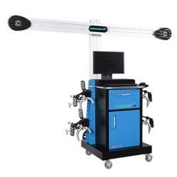I Geoliner Silver 3D Wheel Aligner
