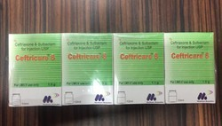 Ceftricare S (Ceftriaxone Sulbactam 1.5g Injections)