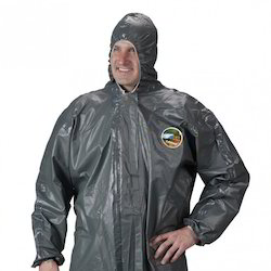 Disposable Chemical And Flame Resistant Garment