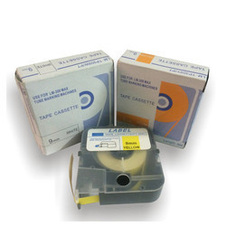 Printing Label Tapes