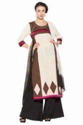 Designer New Styling Pakistani Style Long Suit Long Dress