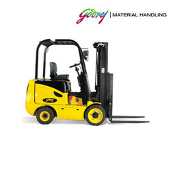 Godrej 1.5 To 3 Ton Electric Forklift