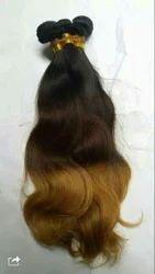 Half Color Hair