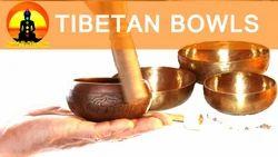 Tibetan Singging Bowls