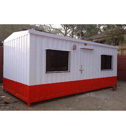 Portable Cabin Exteriors