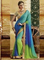 Traditional Printed Sarees