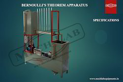 Bernoullis Theorem Apparatus