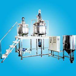 Liquid Soap Plant