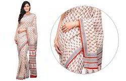 Bagru Booti Printed 3 Colour