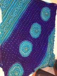 100% Handmade Printed fabric