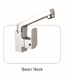 Swan Neck Taps