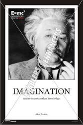 Posters On Inspirational Thoughts By Einstein