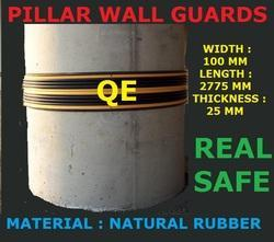 Pillar Wall Guard