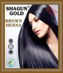 Henna Based Hair Dyes Brown