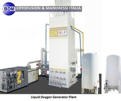 Liquid Oxygen Generator Plant