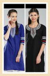 Indian Embroidery Kurtas