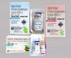Hucog Injection - 5000 IU