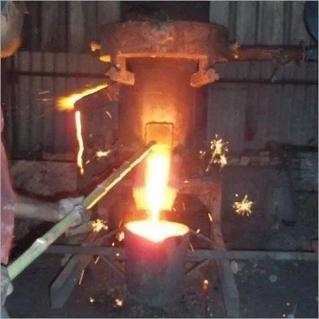 Cupola Blast Furnace And Part Cupola Blast Furnace