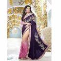 Designer Colourful Saree