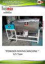 Washing Powder Making Machine S/S