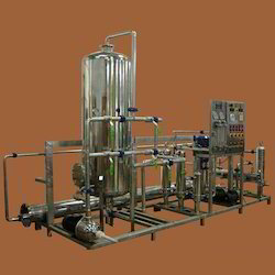 Drinking Mineral Water Plant