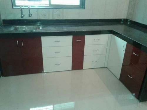 Products services manufacturer from nashik for Modular kitchen trolley designs