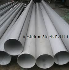 ASTM A778 Gr 348 Round Welded Tube