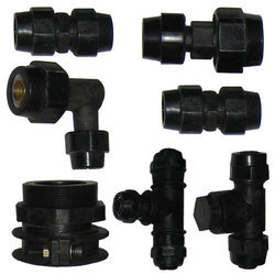 Multilayer Composite Pipe Fittings