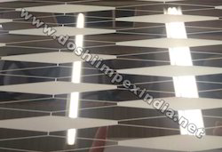Mirror Etching Stainless Sheet