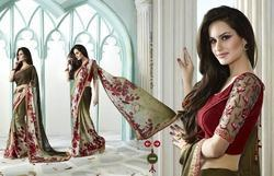 Designer Fancy Partywear Saree