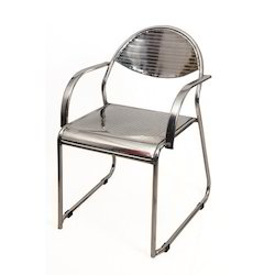 Single Seater Perforated Chair