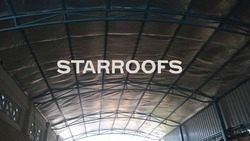Arch Roofing Fabrication