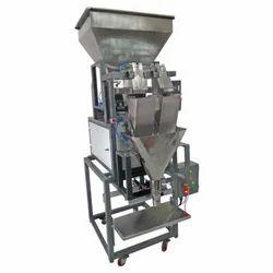Semi Automatic Namkeen Packaging Machine