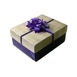 Paper Gift Box Exporter from Mumbai