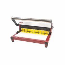 Antiva SB306 Plastic Strip Punch Press Bind Machine